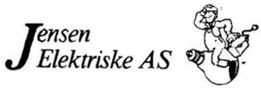 Jensen Elektriske AS logo