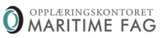 Opplæringskontoret for Maritime Fag logo