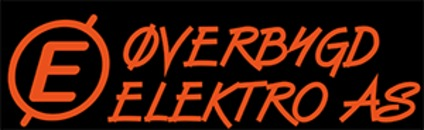 Øverbygd Elektro AS logo