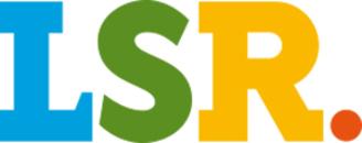 LSR Landskrona Svalöv Renhållnings AB logo