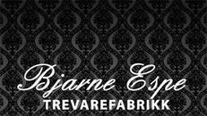 Bjarne Espe Trevarefabrikk AS logo