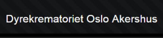 Dyrekrematoriet Oslo og Akershus AS logo