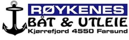 Røykenes Båt og Utleie AS logo