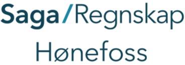 Saga Regnskap Hønefoss AS logo