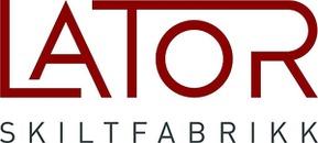 Lator Skiltfabrikk AS logo