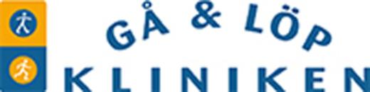 Gå & Löpkliniken I Sverige AB logo