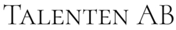 Talenten AB logo