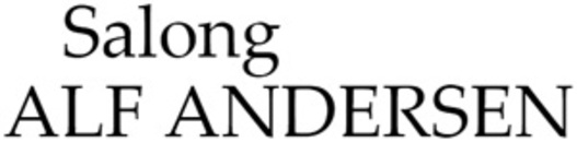 Salong Alf Andersen AS logo