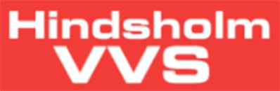 Hindsholm VVS-forretning logo