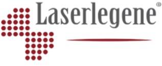 Laserlegene - Østfold Laserklinikk logo