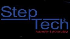 Steptech Automatik & Procesudstyr ApS logo