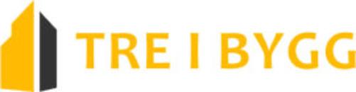 Tre i bygg AS logo