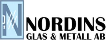 Nordins Glas & Metall AB logo
