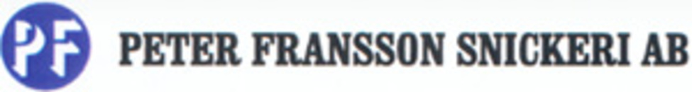 Peter Fransson Snickeri AB logo
