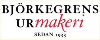 AB Björkegrens Uraffär logo