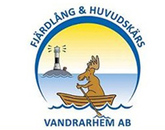 Fjärdlångs & Huvudskärs Vandrarhem logo