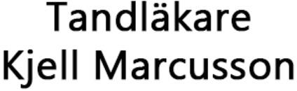 Tandläkare Kjell Marcusson logo