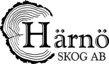 Härnö Skog AB logo