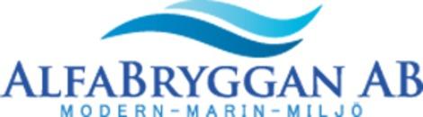 AlfaBryggan AB logo