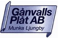 Gånvalls Plåt AB logo