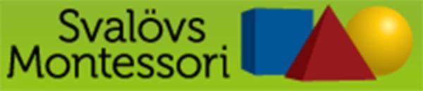 Svalövs Montessori logo