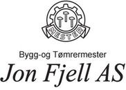 Bygg & Tømrermester Jon Fjell AS logo