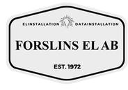 Forslins El AB logo