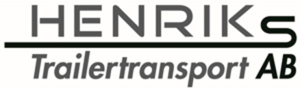 Henriks Trailertransport AB logo