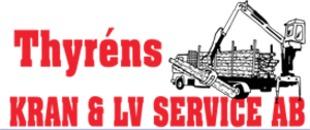 Thyréns Kran & L V Service AB logo