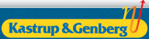 Kastrup & Genberg AB logo