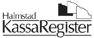 Halmstad Kassaregister AB logo