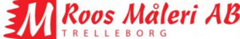M.Roos Måleri AB logo