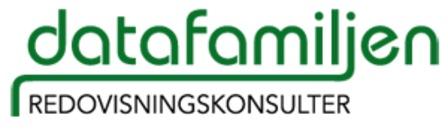 Datafamiljen AB logo