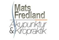 Mats Fredland logo