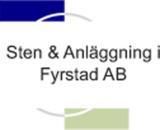 Sten & Anläggning I Fyrstad AB logo