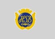 Hsbs BRF Fjärilen Iskövde logo