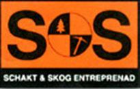 Schakt & Skog Entreprenad i Lemnhult logo