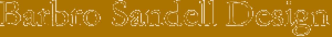 Sandell Design, Barbro logo