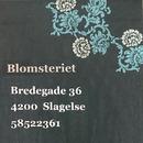 Blomsteriet v/Mai Bruun Jensen logo