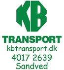KB Transport A/S logo