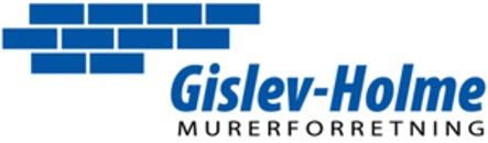 Gislev-Holme Murerforretning ApS logo