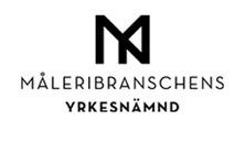 Måleribranschens Yrkesnämnd logo