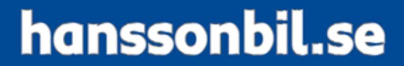 Hanssonbil.se logo