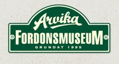 Arvika Fordonsmuseum logo