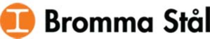 Bromma Stål AB logo