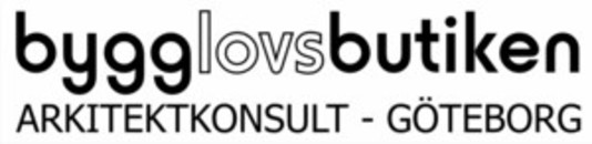 Bygglovsbutiken Arkitektkonsult logo