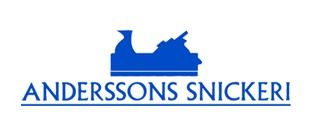 Anderssons Snickeri logo