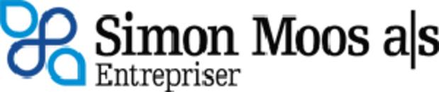 Simon Moos A/S Entrepriser logo