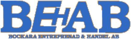Bockara Entreprenad o. Handel AB logo
