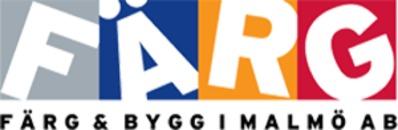 Färg & Bygg I Malmö AB logo